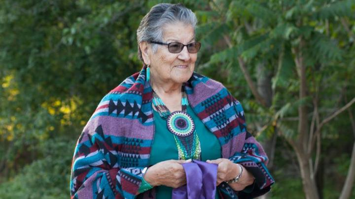 Bertha Skye, Elder-in-Residence