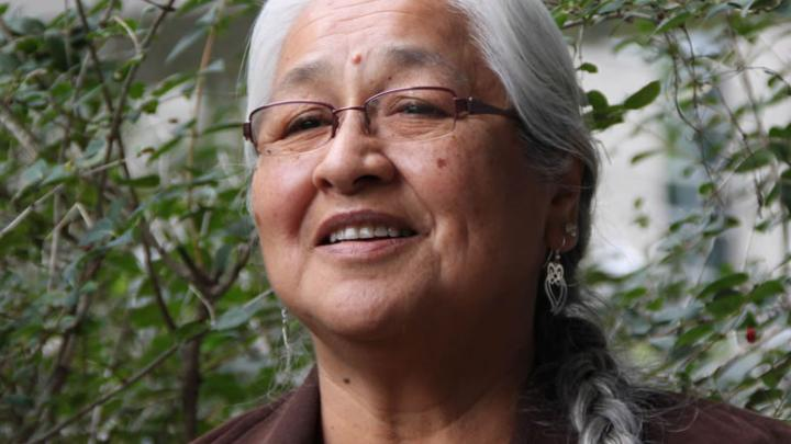 Renee Thomas-Hill, Elder-in-Residence