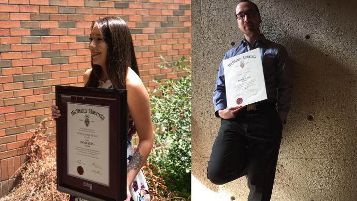 ISHS Team Members Graduate