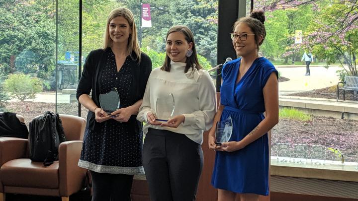 ISHS Graduate Performance and Community Leadership Award